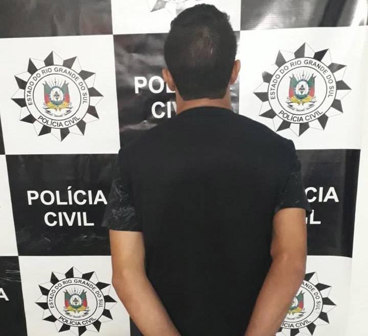 Investigado por tráfico de drogas em São Luiz Gonzaga volta para a cadeia