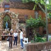 Visita a Gruta Nossa Senhora de Lourdes