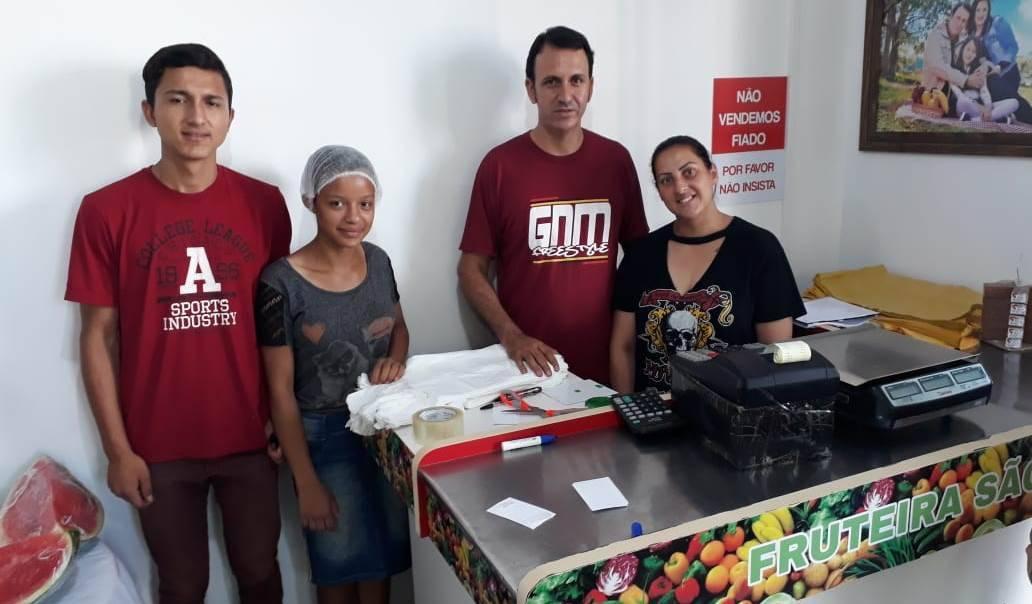 Fruteira São Luiz inicia atendimento no comércio local