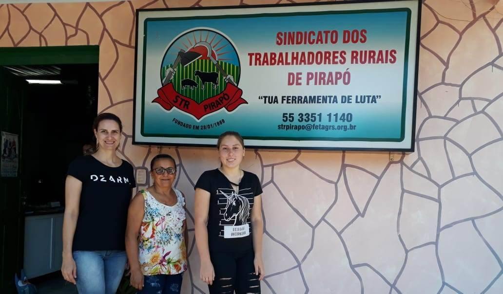 STR de Pirapó comemora seus 30 anos de fundação com bingo dançante