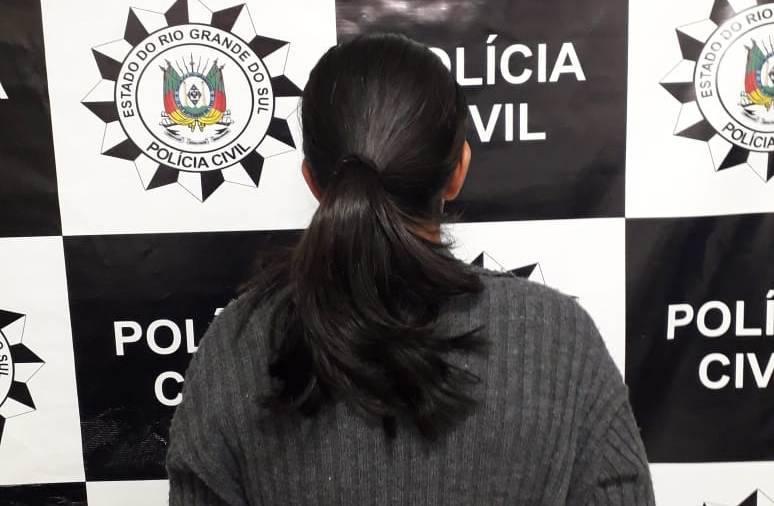 Mulher é presa por tráfico de drogas em São Luiz Gonzaga