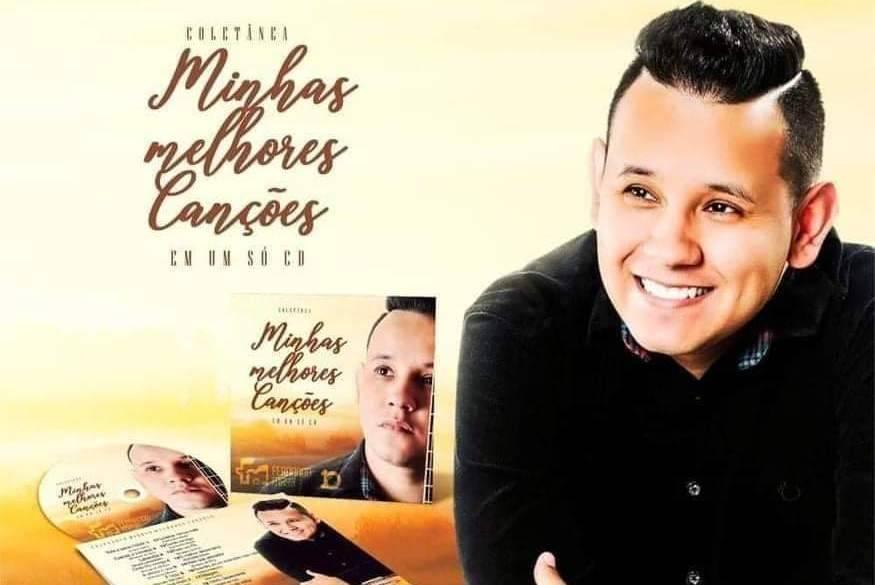 """Artista são-luizense lança CD comemorativo """"Dez Anos de Louvor"""""""