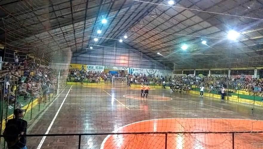 Abertas as inscrições para a Taça Futsal 54 anos de Porto Xavier