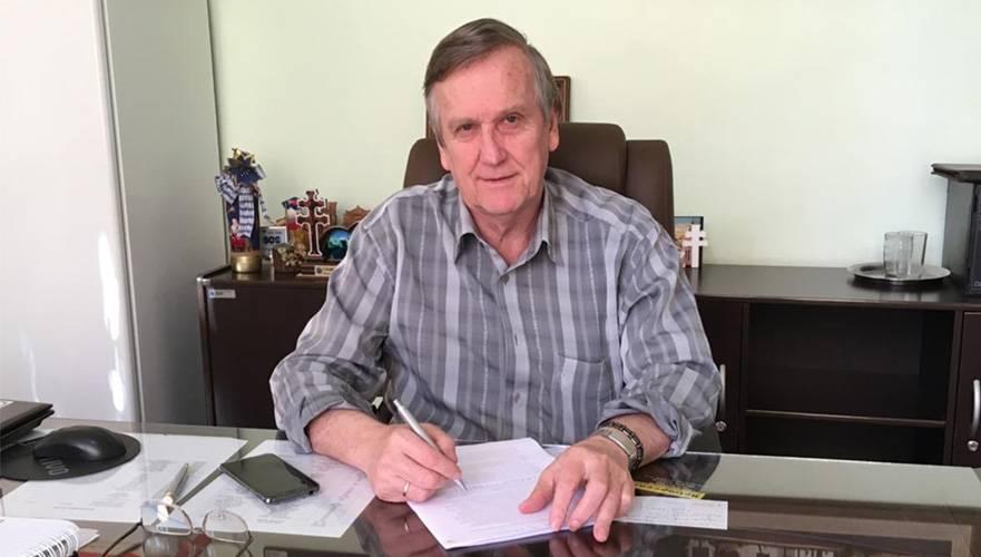 Sancionado reajuste salarial para o magistério municipal e o quadro geral de servidores da Prefeitura