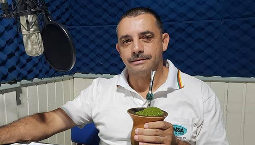 Valmir Silveira deixa a Secretaria Municipal de Saúde