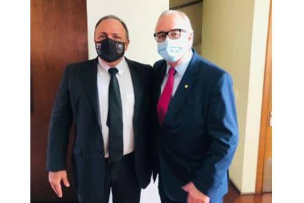Rio Grande do Sul receberá novos respiradores do Ministério da Saúde