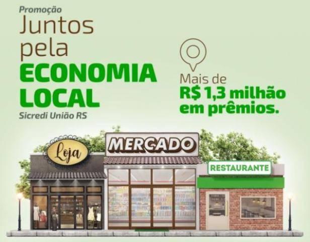 """SICREDI: começou a promoção """"Juntos pela economia local"""""""