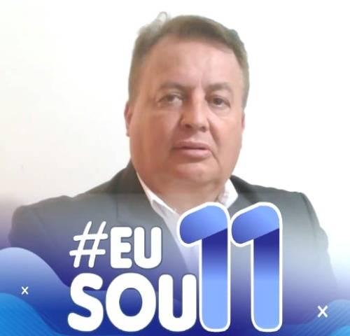 Vereador reeleito Aldair(PP), afirma que estará trabalhando cada vez mais por São Nicolau