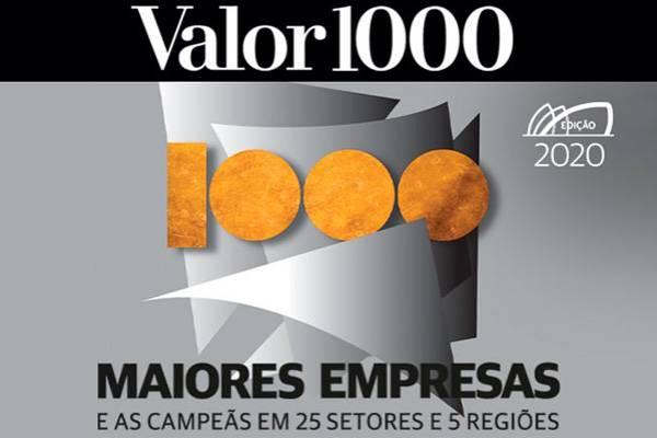 Valor 1000 relaciona Cooperativas gaúchas entre as 1.000 maiores empresas brasileiras