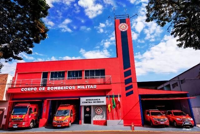Ocorrências atendidas pelo Corpo de Bombeiros Militar de São Luiz Gonzaga