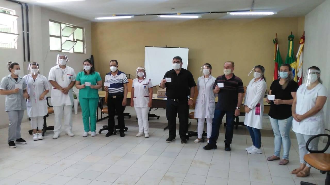 O depoimento de José Renato Grisólia, um dos primeiros imunizados em São Luiz Gonzaga