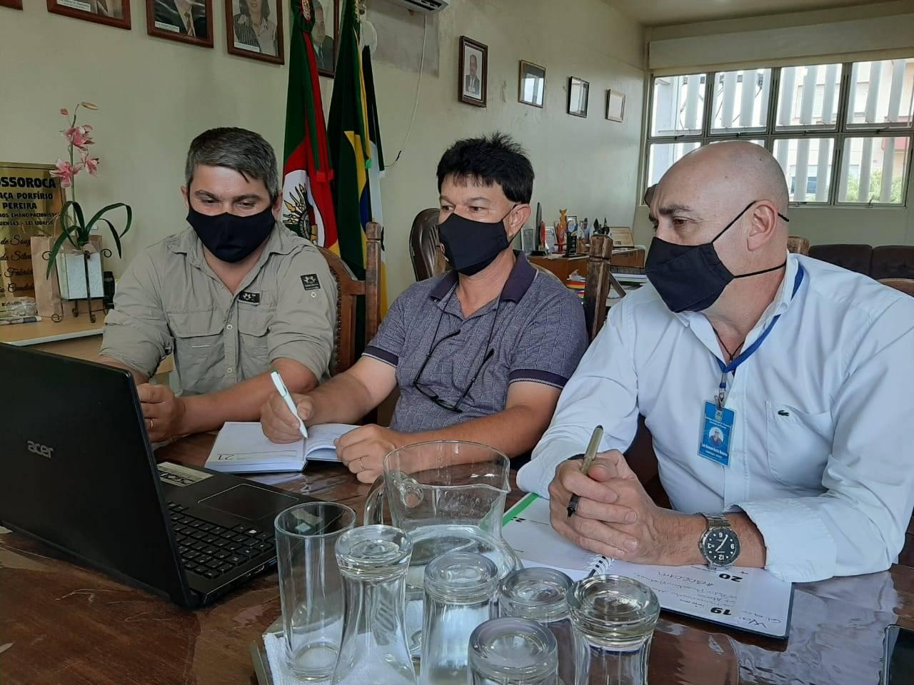 Prefeitura de Bossoroca cobra providências sobre constantes quedas de energia no interior