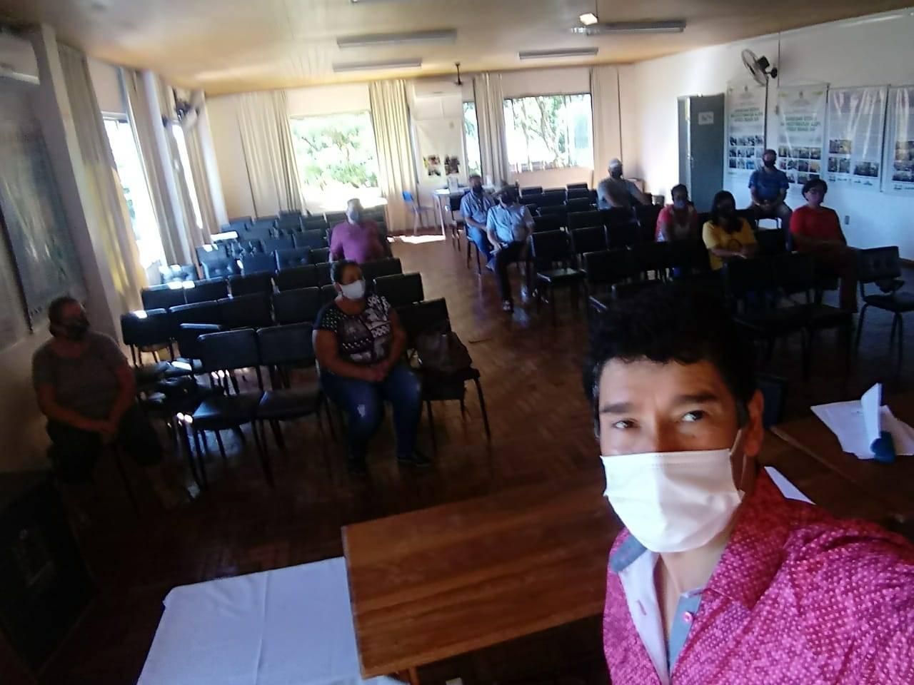 Bossoroca: Conselho Municipal de Saúde realiza a primeira reunião do ano