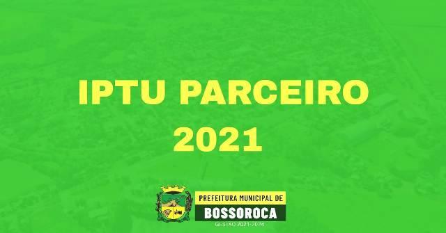 Bossoroca: Pagamento do IPTU com 20% de desconto é prorrogado até dia 2 de fevereiro
