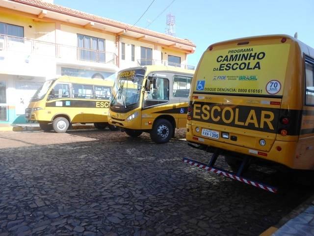 Santo Antônio: aberto o período de inscrições e renovação do transporte escolar das escolas municipais