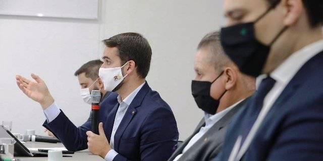 Estado suspende cogestão por uma semana para frear contágio do coronavírus