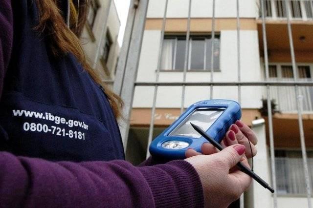 IBGE abre concursos para mais de 204 mil vagas para o Censo Demográfico 2021