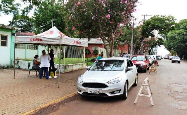 Covid-19: vacinação de idosos com 85 anos ou mais teve início em São Luiz Gonzaga