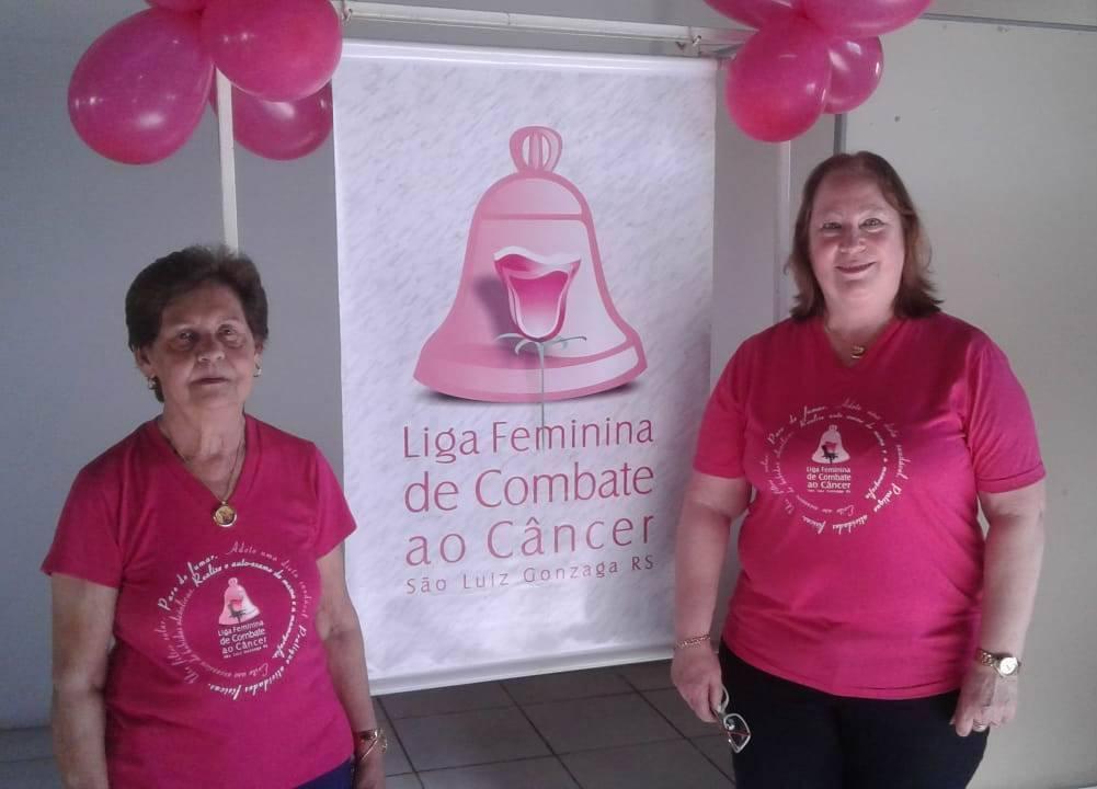 No Dia de Combate ao Câncer, Liga Feminina expõe os dados dramáticos da doença