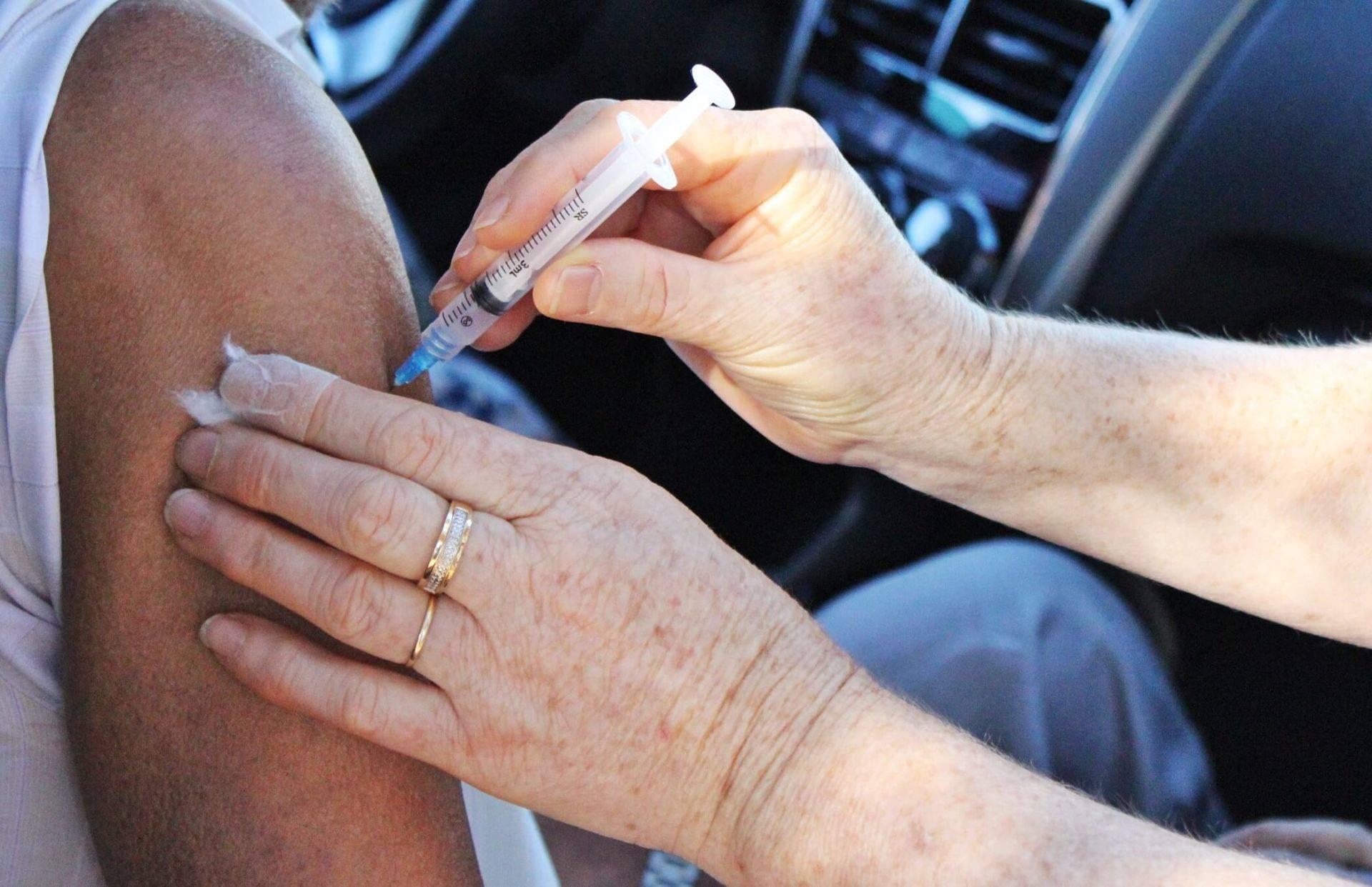 São Luiz Gonzaga inicia a imunização dos idosos de 73 a 76 anos nesta sexta-feira