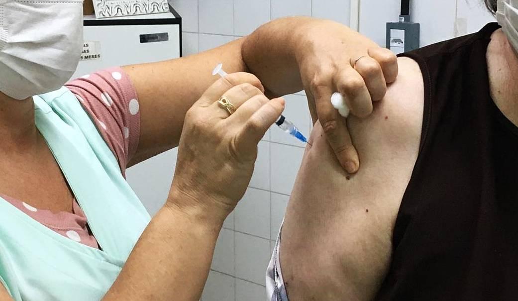 Vacinação de idosos com mais de 66 anos inicia nesta segunda-feira em São Luiz Gonzaga