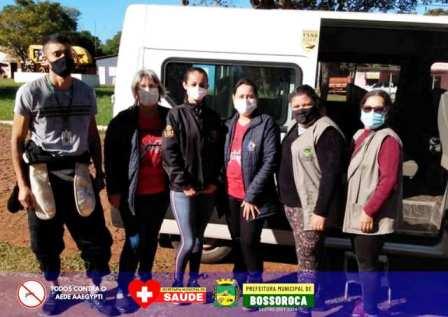 Bossoroca: Vamos juntos combater o aedes aegypti