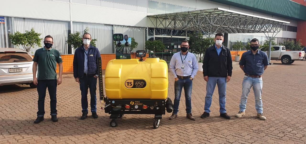Coopatrigo firma parceria para oferecer novos equipamentos aos seus associados