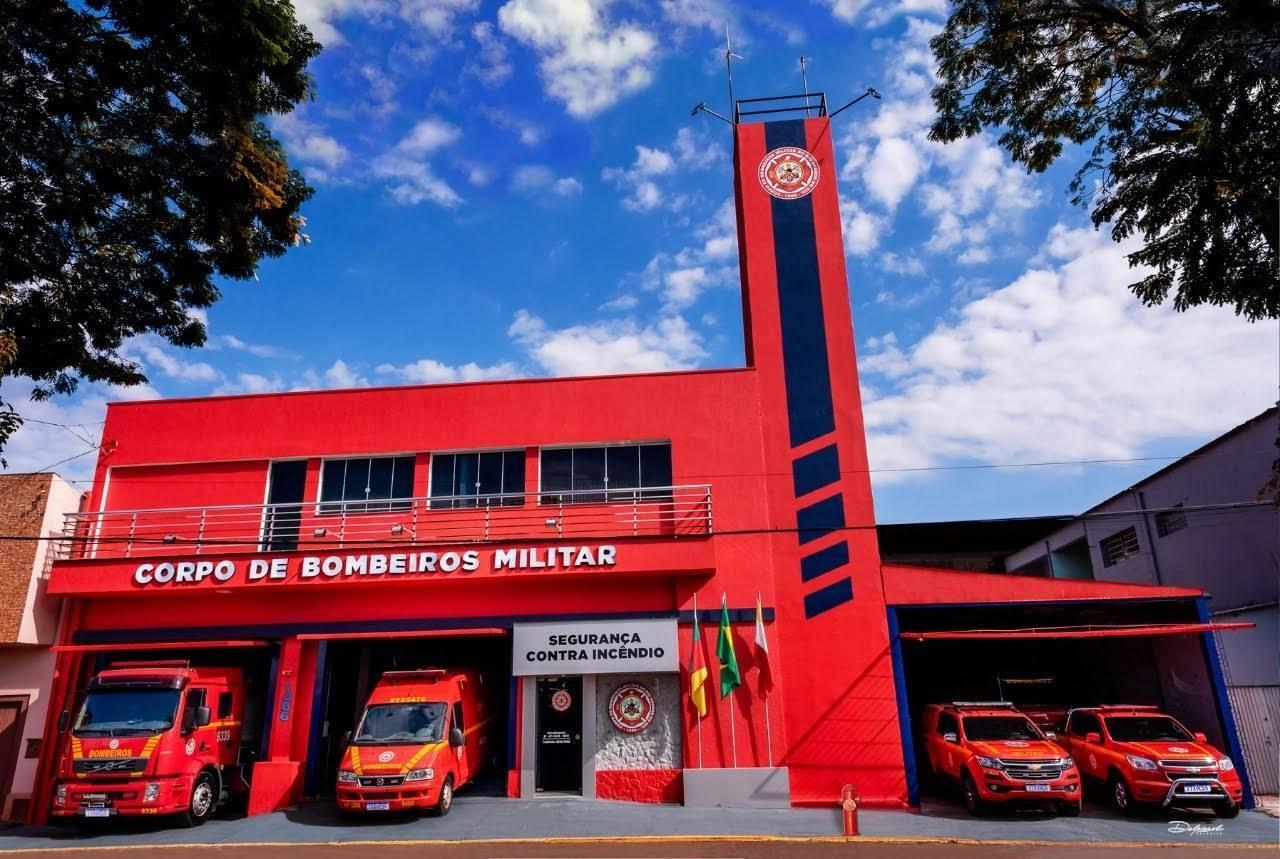 Corpo de Bombeiros: confira as principais ocorrências dos últimos sete dias em São Luiz Gonzaga