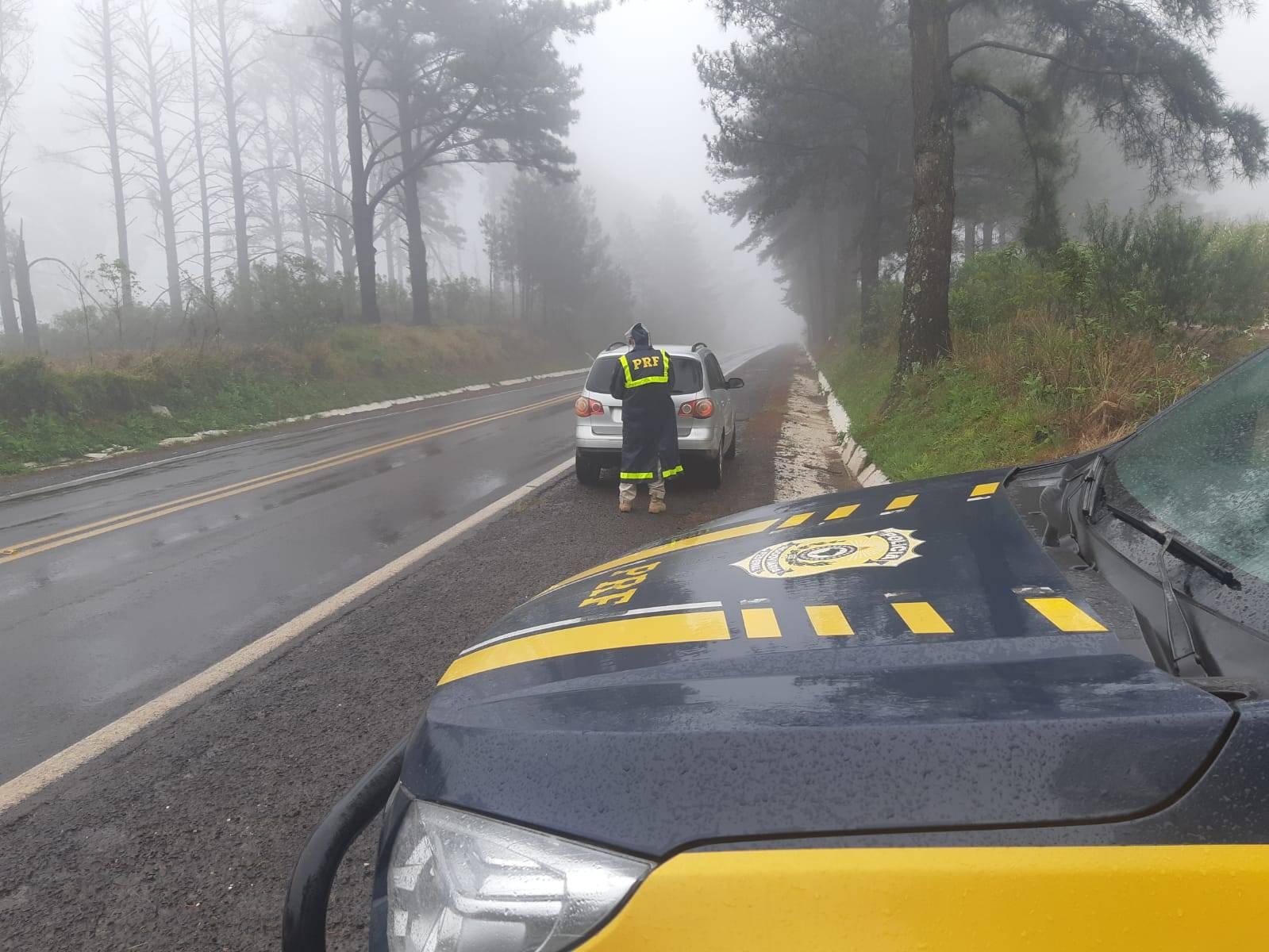 Polícia Rodoviária Federal realiza a Operação Farroupilha