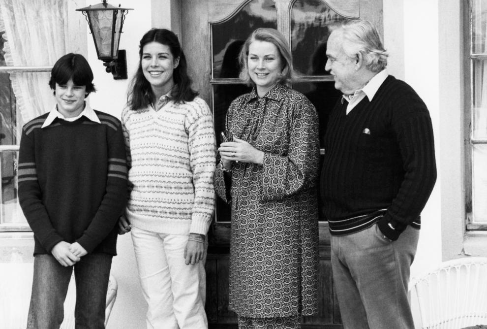 Principe Ranieri III Di Monaco Le Immagini Con Grace