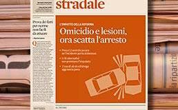 Guida al Codice Stradale – Intervista a Maurizio Caprino