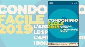 """Il Sole 24 ORE """"Condominio facile 2019"""""""