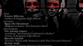 A Sicignano degli Alburni la storia di Ernesto Marino