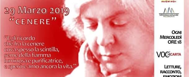 """Voci di Carta: """"Cenere"""" di Grazia Deledda"""