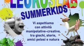 Summerkids a Salerno