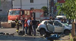 Grave incidente stradale a Sala Consilina