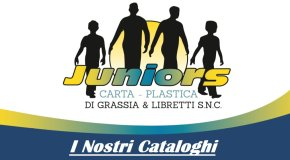 Juniors Carta Plastica