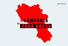 """Ecco cosa comporta la """"Zona Rossa"""" in Campania. Resterà in vigore per 15 giorni"""
