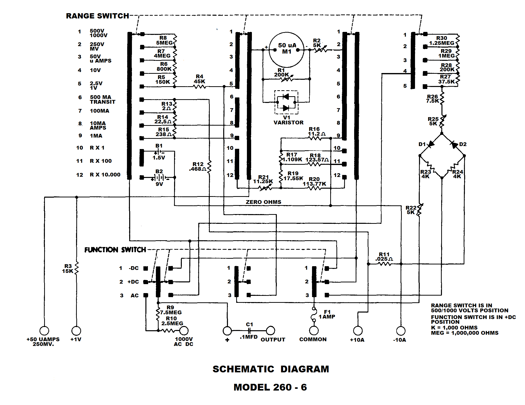 Wrg Electrical Wiring Diagrams For A Simpson 260