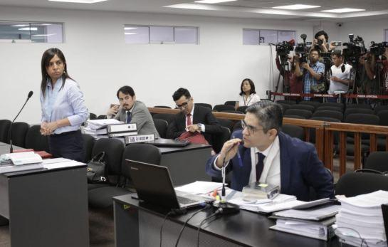 Keiko Fujimori: Poder Judicial continúa hoy evaluación de prisión  preventiva | Nacional