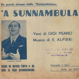 'A sunnambula