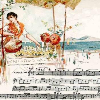 canzoni napoletane dell'estate