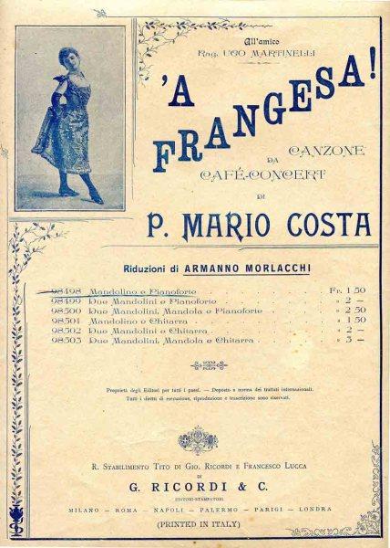 'A frangesa