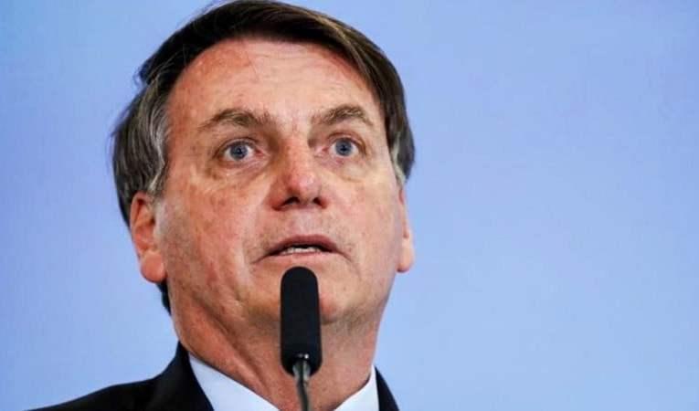 Bolsonaro dio positivo por Covid-19