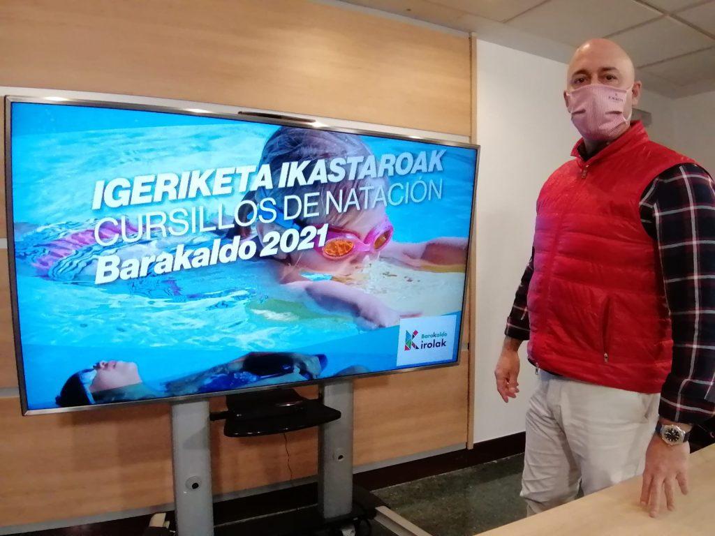 Iñigo Asensio, presidente de IMD