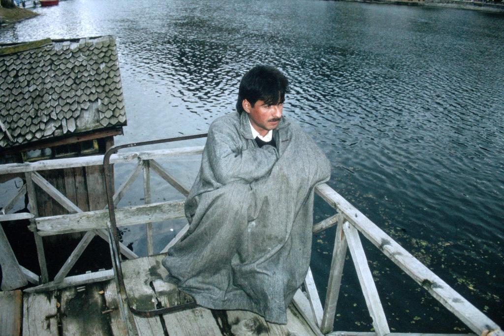 Houseboat owner
