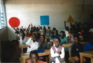 CAP literacy class in Virginia