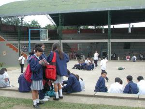 La Mesa high school
