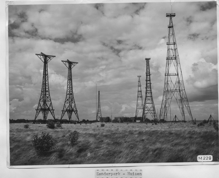 First transmitters
