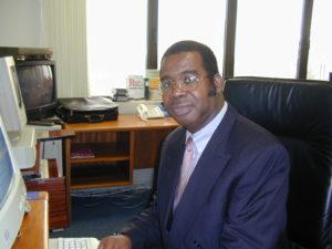 Basil Omiyi of the Shell Petroleum Development Company